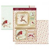 Hunkydory Die-Cut Topper Set - Festive Wonder